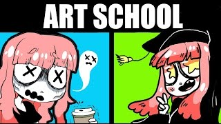 the 5 worst things about art school the best