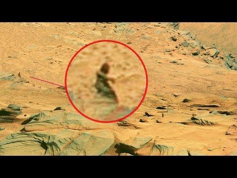 7 Jezivih Stvari Viđenih Na Marsu