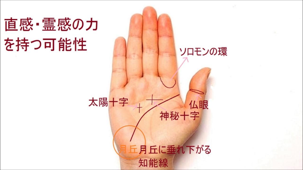 手相 霊感 念が強い人・霊感がある人の特徴14選!顔・目・直感力のある人の共通点