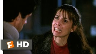 Rocky V (4/11) Movie CLIP - You're Losing Your Family! (1990) HD