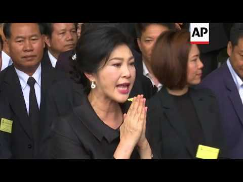 Ex-Thai PM arrives for final day of trial
