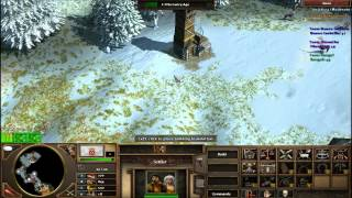 Fred plays Age of Empires III: Portuguese Part 1 Thumbnail