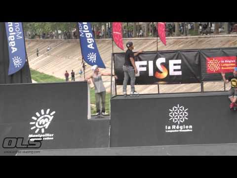 Jeremy Suarez  FISE Pro Invitational Contest 2013