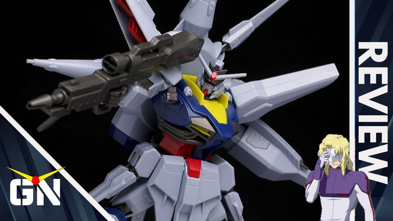 HG 1/144 Providence Gundam | REVIEW
