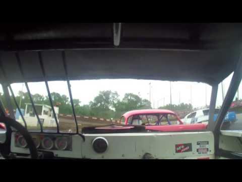 5-27-17-----peoria speedway---heat race incar