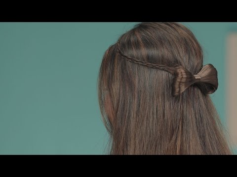 Quick And Easy Hairstyles Using Hair Accessories