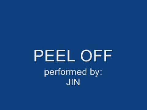 Peel Off  Jin