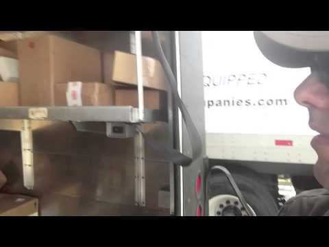The United Parcel Service Guy Trailer