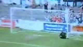 BCFC v Caersws (02.04.2005) Clayton Blackmore