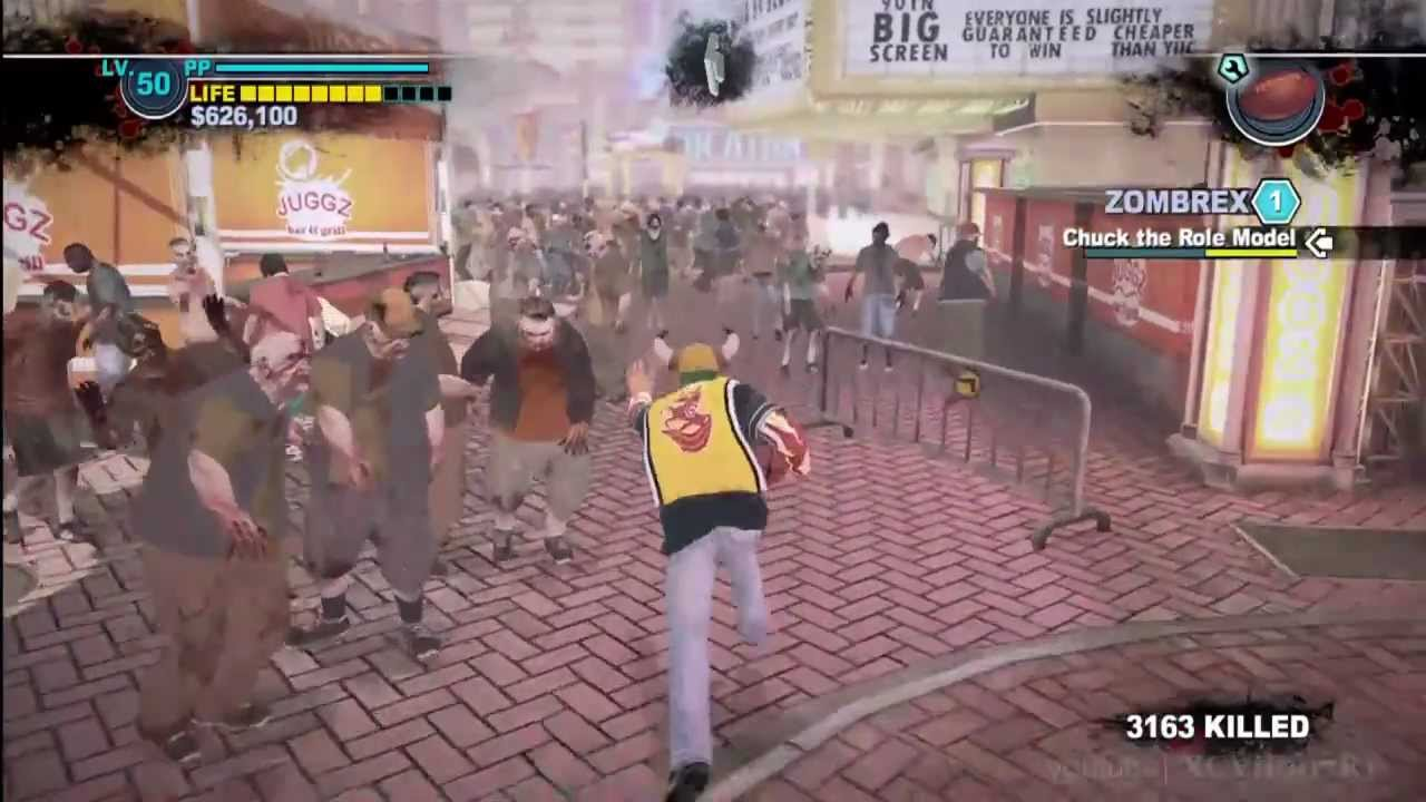 Dead rising 2 off the record gambling mags