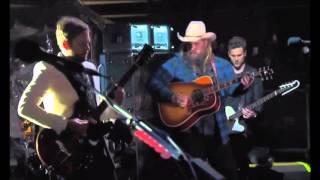 Simple Man - Kings Of Leon & Chris Stapleton (NYE Nashville 2015)