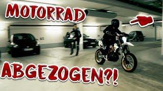 Mein Motorrad wurde geklaut?! | Neues Design