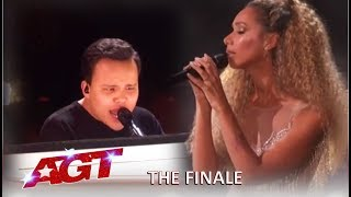 Gambar cover Kodi Lee With Leona Lewis Grand Finale Performance! | America's Got Talent 2019