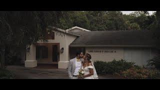 Kim + Joe l Venue The Garden Villa at Florida Federation of Garden Clubs
