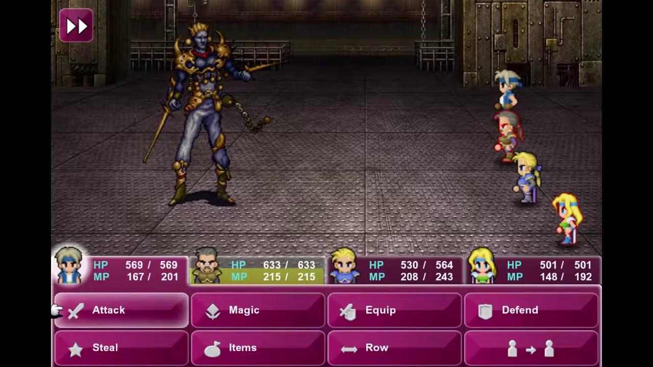 Final Fantasy VI (Steam/PC) pt.5 - Vector to Terra/Esper ...  Final Fantasy V...