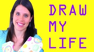 draw my life toy collector frozen parody alltoycollector videos barbie toy review youtuber valerie