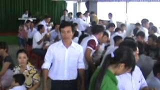 VIDEO LE KINH THANH HIERONIMO 2014 1