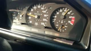 Mercedes w124 200E m102