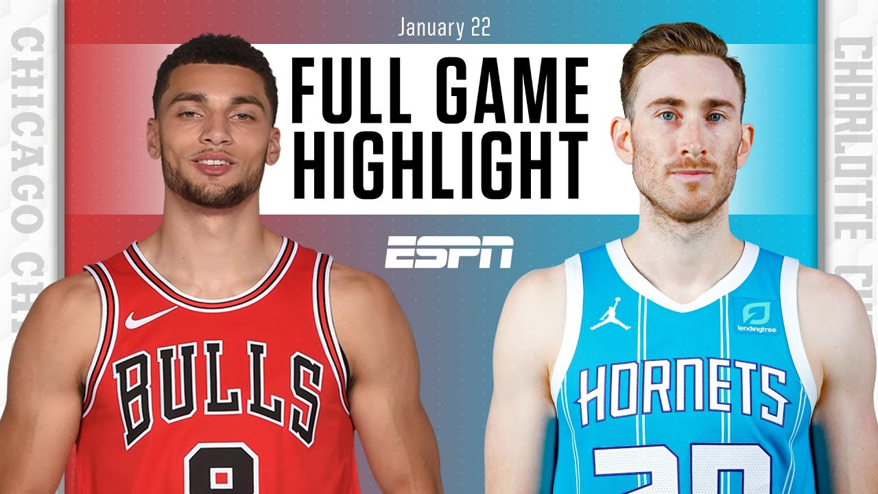 Bulls vs. Hornets - Game Recap - January 22, 2021 - ESPN