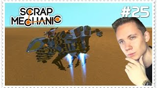 Scrap Mechanic Gameplay PL [#25] Scrap WARSZTAT [z Plaga,Diabeuu]