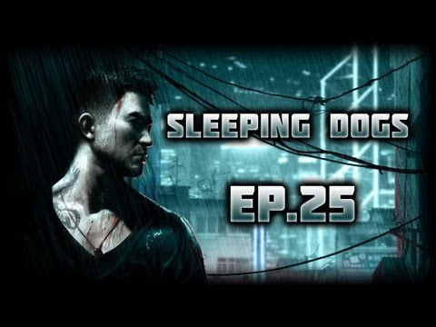 Let's Play Sleeping Dogs - Ep.25 - Blind Poker Mahjong!