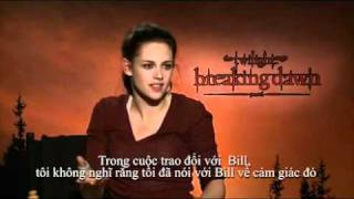"""""""Bella"""" Kristen Stewart lộ thương tích khi nói """"chào Việt Nam""""   Phim Âu Mỹ   Kênh14 vn"""