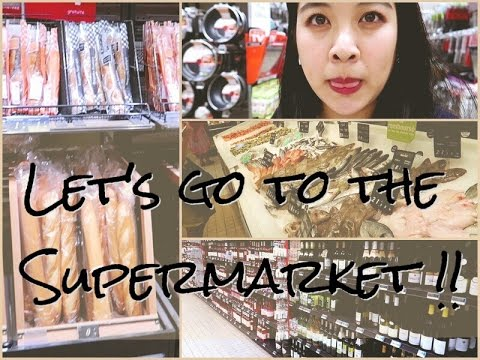 Volg - let's go to the supermarket 超市購物去