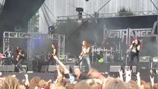 Death Angel - Kill As One (Metalfest Poland 2012)