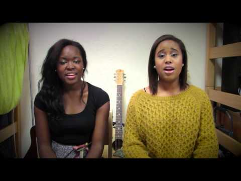 "Ty&Kae - ""His Eye is on the Sparrow"" (Cover)"