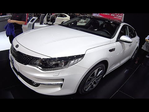 New Kia K5 2016, 2017, Video Interior, Eksterior KIA Optima 2016, 2017
