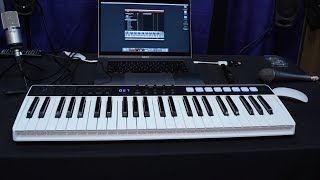 IK Multimedia - iRig Keys I/O - AES 2017