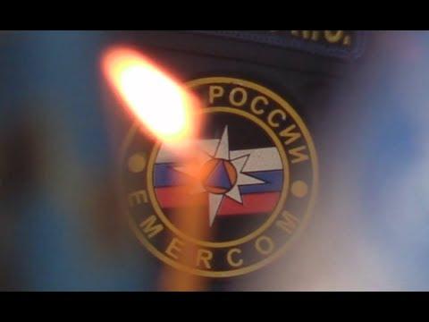 Псковские пожарные отмечают праздник иконы Неопалимая купина