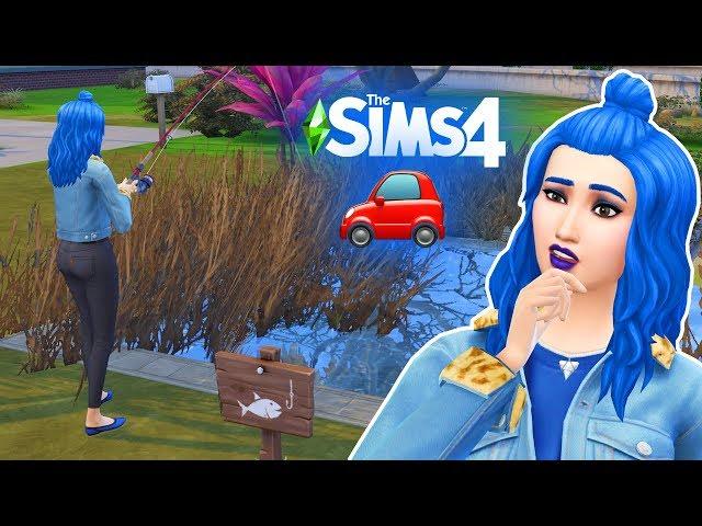 Halastó készítés 🐟🐠🐡 megtaláltam az új itemeket | The Sims 4
