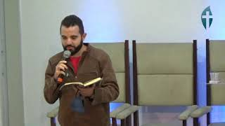 #34 - Culto Online | Rev. Robson Ramalho