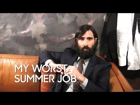 My Worst Summer Job: Jason Schwartzman