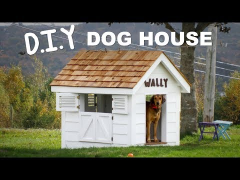 Farmhouse DIY | Dog House