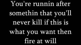 My Chemical Romance Thank You For The Venom Lyrics