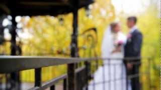 Евгений и Олеся свадебный клип