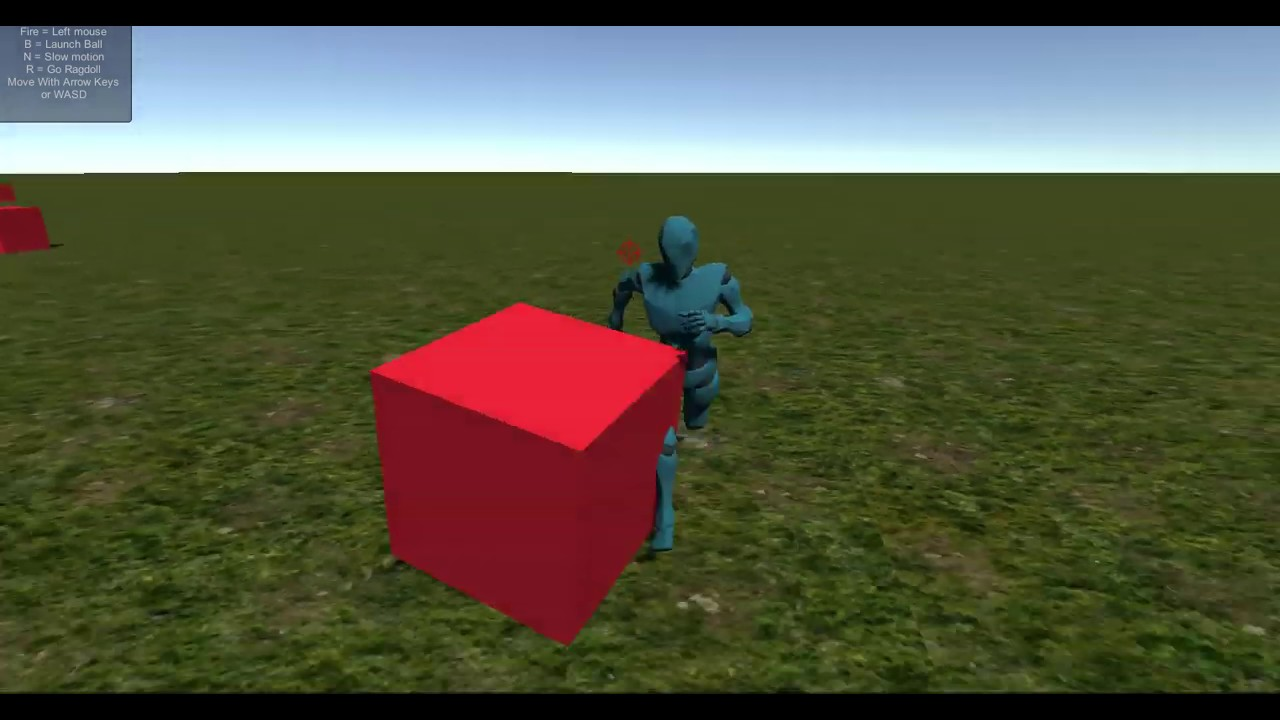 Dynamic Ragdoll Example Package - Unity Forum
