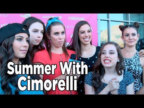 Cimorelli Sings Ariana Grande's