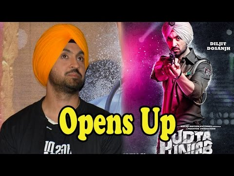 Diljit Dosanjh Opens Up About His Debut In Bollywood With Udta Punjab!