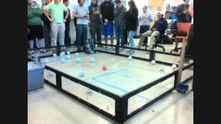 MTRE 1000 Robot Competition