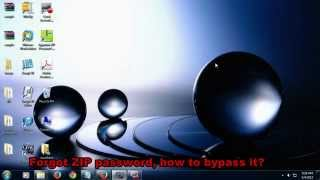 How to Bypass ZIP File Password If Forgot or Lost