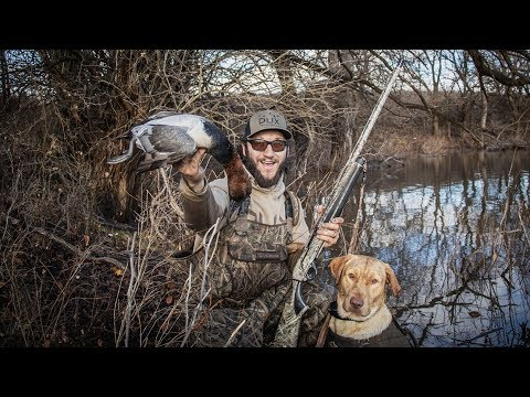 Big Water Diver Duck Hunt With Bonus King Canvasback!!