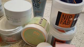 Glycolic Acid Pads/Products
