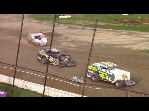 Genesee Speedway Sportsman Heats 10-26-19