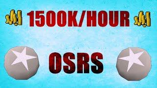 1580K/Hour OSRS Money Making Guide #47 Oldschool Runescape 2007