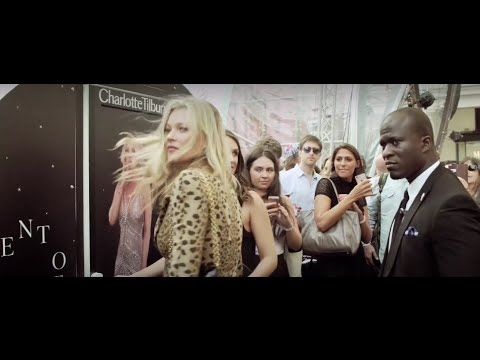 Kate Moss and Charlotte Tilbury | Covent Garden Takeover