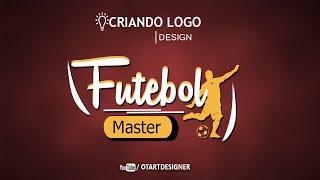 Baixar Logo Tipo Ilustrativo - Criando Logo no Photoshop (Otavio Art Designer)