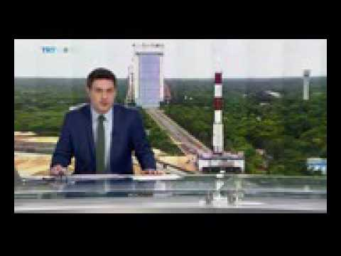 104 satellite launched by isro:Usa media